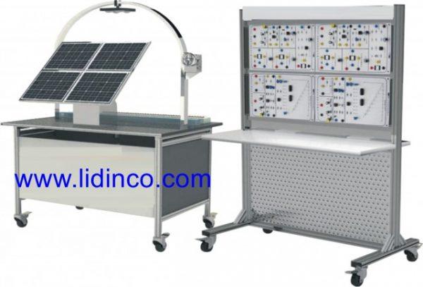 Bộ thí nghiệm năng lượng mặt trời