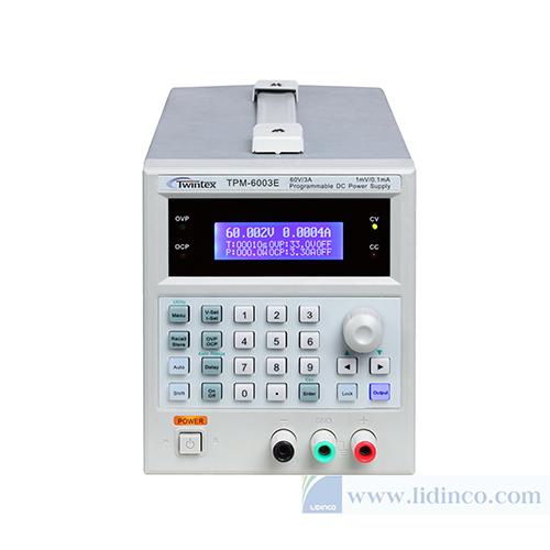 Máy cấp nguồn DC lập trình TPM3005 36V 5A