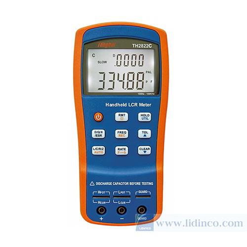 Đồng hồ đo LCR TongHui LCR TH-2822
