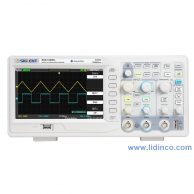 Máy hiện sóng, Oscilloscope Siglent SDS1052DL+, 50MHz, 2 CH