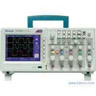 Máy hiện sóng, Oscilloscope Tektronix TDS2002C, 70MHz, 2 CH