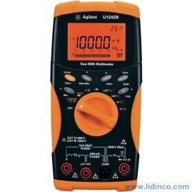Đồng hồ vạn năng Keysight U1242A Handheld Digital Multimeter, 4-digit