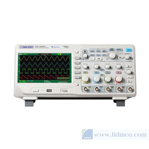 máy hiện sóng Siglent SDS1074CFL