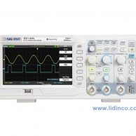 Digital Oscilloscope Siglent SDS1102CFL, 100MHz, 2 channel