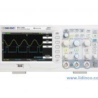 Máy hiện sóng, Oscilloscope Siglent SDS1102CFL, 100 MHz, 2 CH