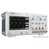 Máy hiện sóng, Oscilloscope Siglent SDS1104CFL 100 MHz, 4 CH