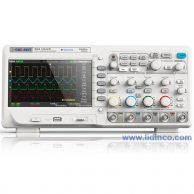 Máy hiện sóng, Oscilloscope Siglent SDS1204CFL, 200 MHz, 4 CH
