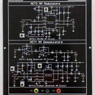 Bộ thực hành truyền thông digital AM Modulator & Demodulator