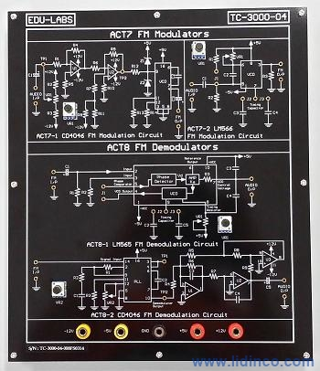 FM Modulator & Demodulator