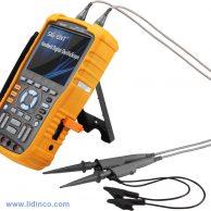Máy hiện sóng cầm tay Siglent SHS1062, 2 CH, 60MHz