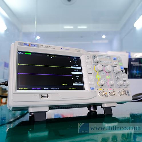 Máy hiện sóng SDS1072CML+ 700MHz 2 kênh