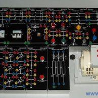 Bộ thực tập điều khiển động cơ DC