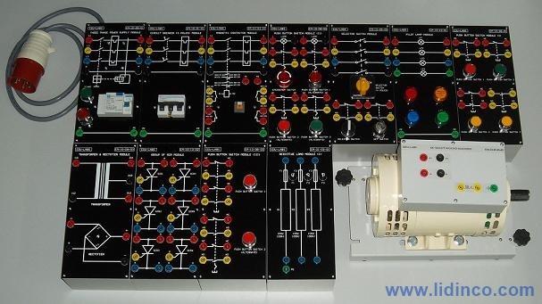 Bảng thực hành điện dong-co-ac