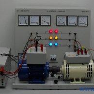 Bộ thực hành máy phát điện AC
