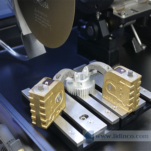 Phụ kiện máy cắt mẫu kim loại PowerCut 10 -2