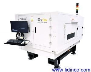 Advanced X-ray Inspection System (AXI), Vitrox V810 S2, 3D In-Line