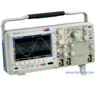 Máy hiện sóng, Oscilloscope Tektronix MSODPO2012B, 100MHz, 16 digital CH