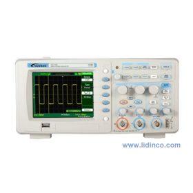 Máy hiện sóng, Oscilloscope Twintex TSO1152, 150MHz, 2 CH