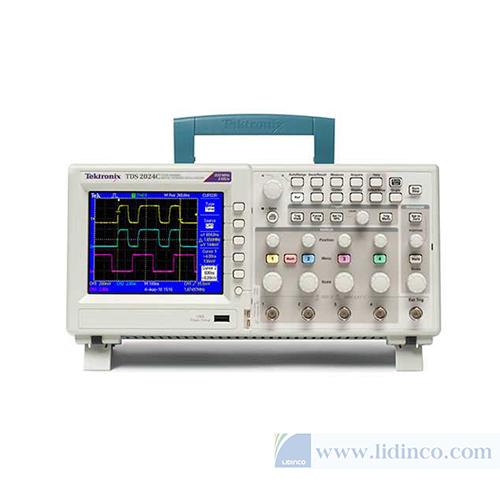 máy hiện sóng tektronix 2014C 100MHz 4 kênh