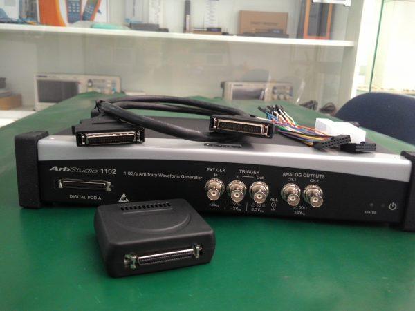 Máy phát xung, hàm Lecroy ArbStudio 1102D, 4 channel, 16 bit, 1GS/s