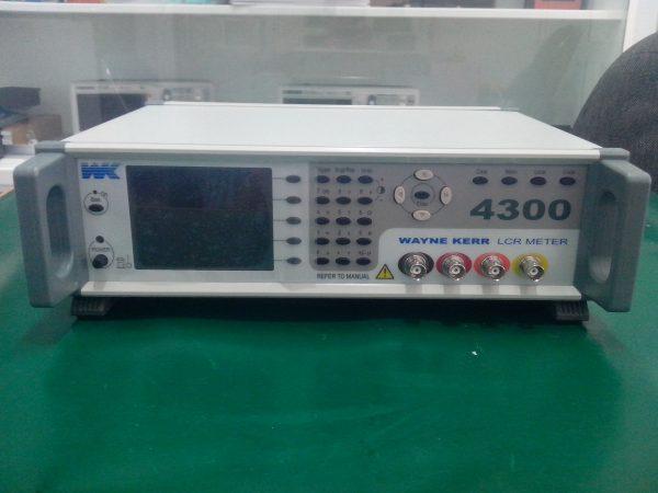 4300 Series LCR Meters