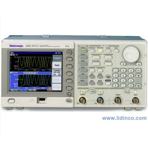 Máy phát xung, hàm Tektronix AFG3051C, 01 channel, 50MHz