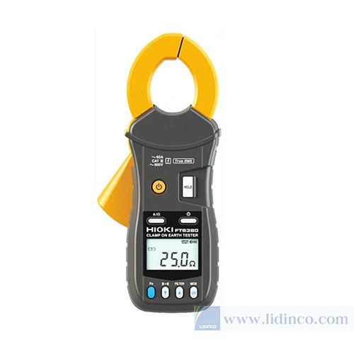 Ampe kìm đo điện trở nối đất Hioki FT6380