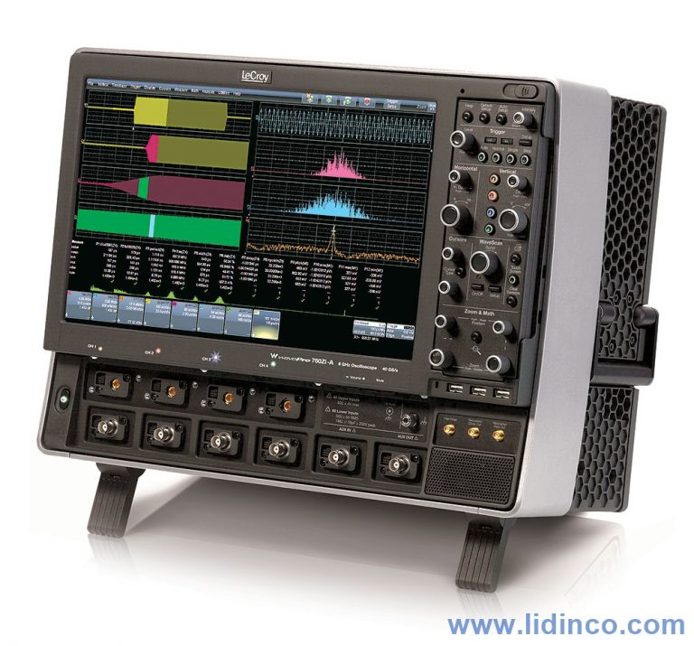 Máy hiện sóng, Oscilloscope LeCroy DDA 735Zi-A 3.5 GHz, 4 CH