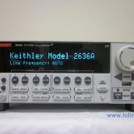Sourcemeter Keithley 2636A Dual-channel