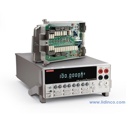 Hệ thống sourcemeter Keithley 2790-L Single-module System