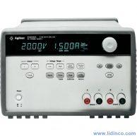 DC Power supply Keysight E3648A Two 8V, 5A or 20V, 2.5A