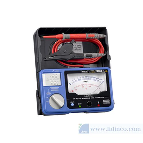 Máy đo điện trở Mê-gôm-mét Hioki IR4016-20