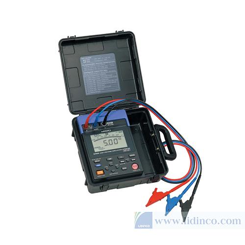 Máy đo điện trở cách điện cao áp Hioki IR3455