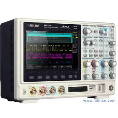 Máy hiện sóng, Oscilloscope Siglent SDS2304 300 MHz, 4 CH