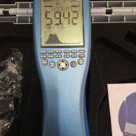 Spectrum analyzer Aaronia Spectran HF-2025E V3, 700MHz ~2.5GHz