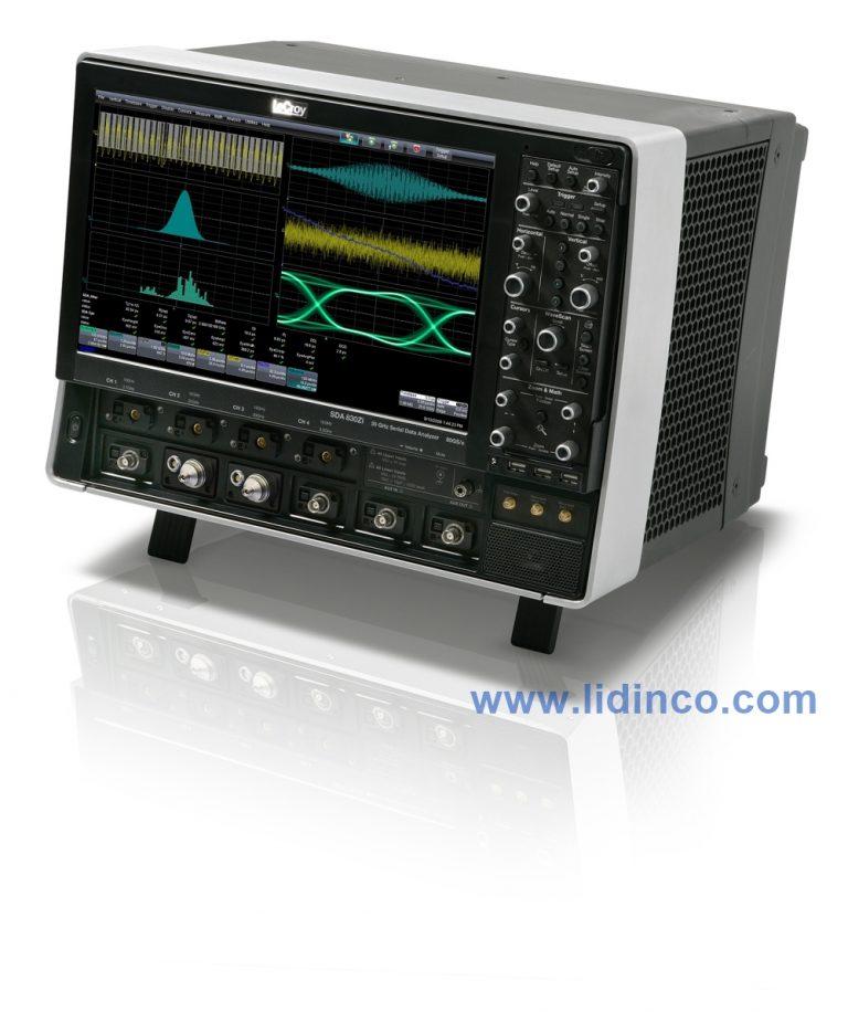 Digital oscilloscope lecroy sda 740zi a 4 ghz 4 ch ccuart Gallery