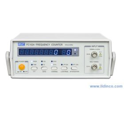 Máy đếm tần số SP1500B, 1Hz ~ 1.5GHz