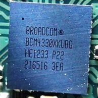 BCM4330XKUBG-WIFI-Bluetooth-FM-WLAN-Internet-IC-Chip-Module-BCM4330