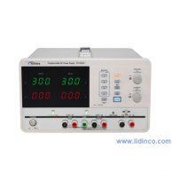 Nguồn một chiều (DC) Twintex TP3305U, 03 ngõ ra, 0~30V/5A
