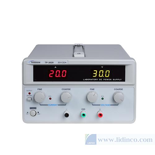 Máy cấp nguồn đa năng Twintex TP3020, 30V/20A