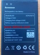 Pin điện thoại Lenovo A369i / A269i, 1500mAh