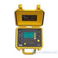 Máy đo điện trở cách điện Megomet Chauvin CA 6547