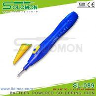 Mỏ hàn chạy pin Solomon SL-089