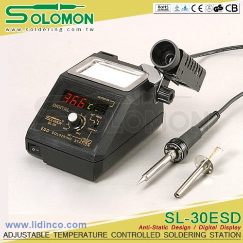 Máy hàn Solomon SL-30 ESD 48W 160 - 480°C