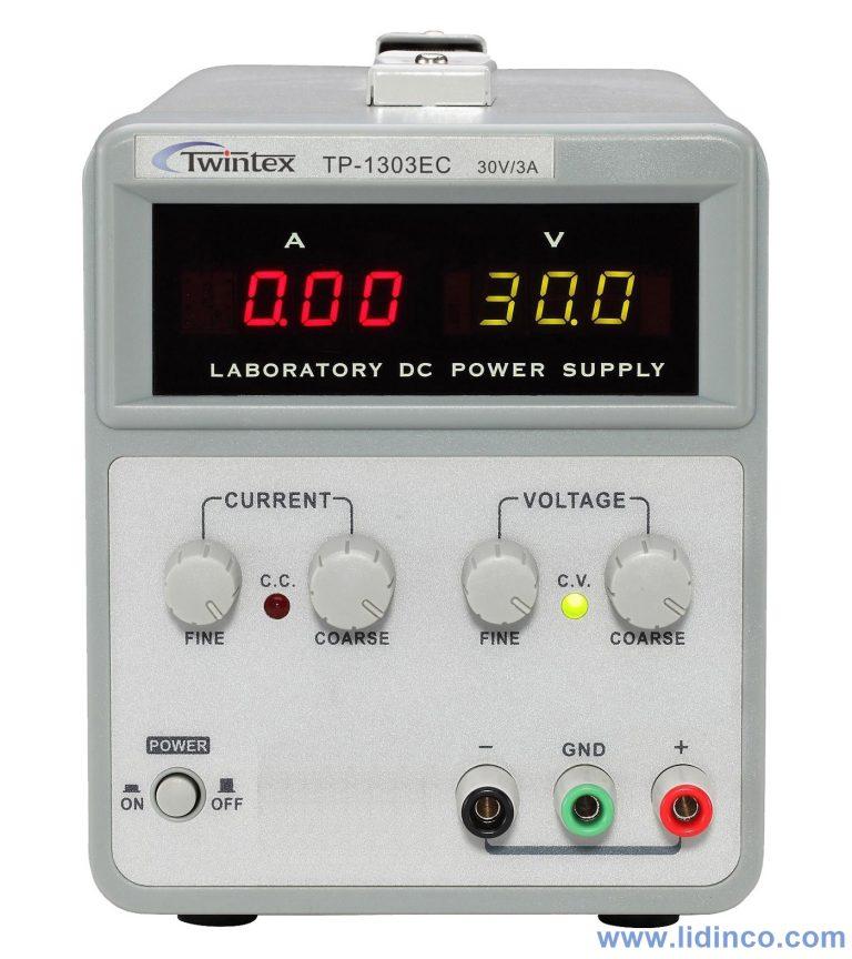 Nguồn một chiều (DC) Twintex TP1303EC 30V/3A