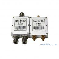 Power splitter 2 - 6GHz, 2 way 2-6G 2-way