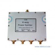 Power Splitter 700-2700Mhz, 4 way 4-way