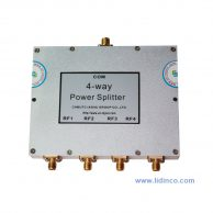 Power Splitter 700-2700Mhz, 4 way 4-way