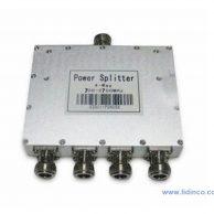 Power divider/combiner 700-2700MHz, 4 Way