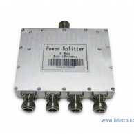 Power divider/combiner 700-2700MHz, 4 Way